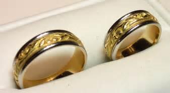 matching wedding rings matching wedding bands 532a90b7596fc st lucia news