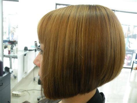 stacked bob haircut with long sides picture of angled stacked short bob with long side bangs