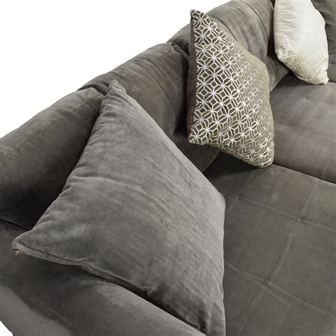 macy s sectional sofa sale 50 macy s macy s gray sectional with chaise