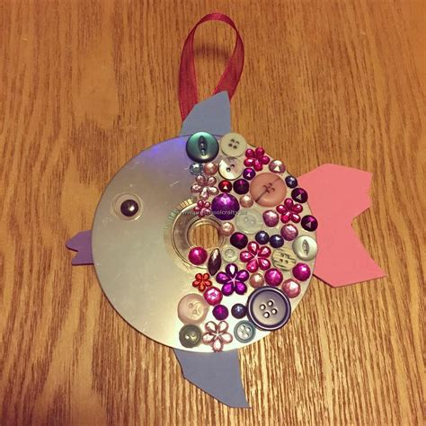 cd craft projects fish crafts ideas cd crafts preschool crafts