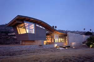 interesting house designs unusual roof design adds interest to beach house modern house designs