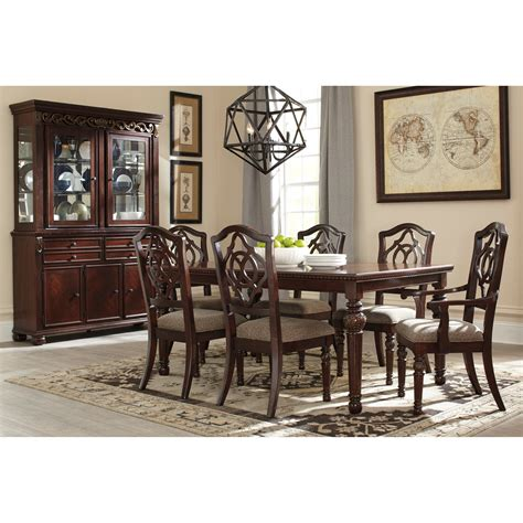 dining room groups signature design by ashley leahlyn formal dining room