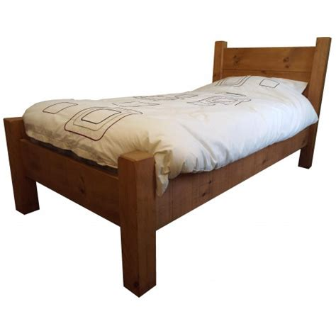 rough bed finewood studios furniture ltd rough sawn bed from p51