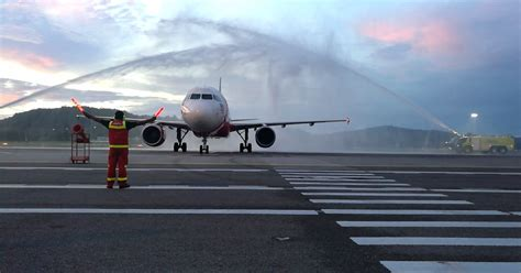 airasia whatsapp number airasia celebrates inaugural flight from shenzhen to