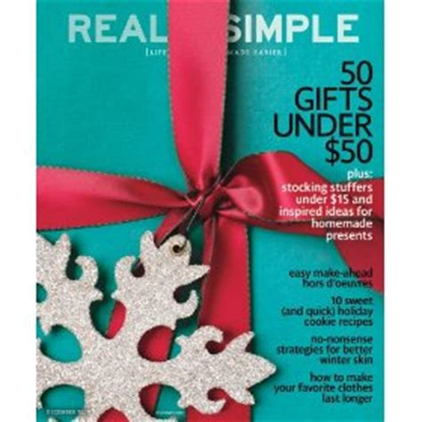 real simple magazine real simple magazine 5 subscription more