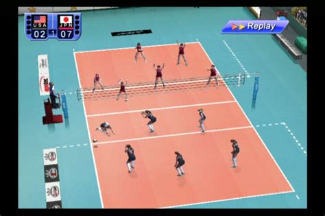 mod game volleyball ps2 women s volleyball chionship iso uzman blog s