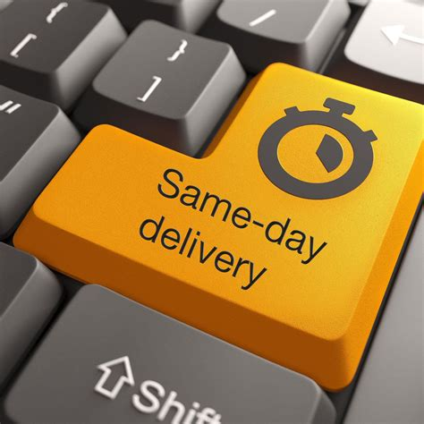 day delivery same day delivery the next evolutionary step in parcel