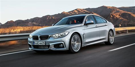 Bmw 4 Door Coupe by Bmw 4 Series Gran Coupe Four Door Hatchback Revealed