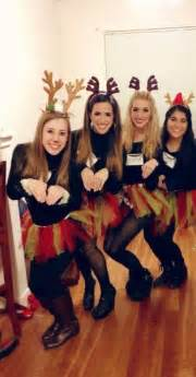 christmas party dress themes best 25 reindeer costume ideas on diy reindeer costume deer costume and deer
