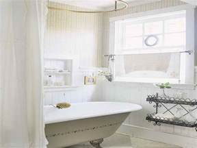 Bathroom window treatments ideas with white curtain jpg