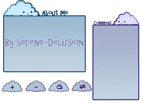gaiaonline profile layout gaia profile layout by serene delusion on deviantart