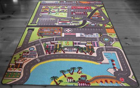 grand tapis de jeu grand tapis de jeu pour enfant 130x200 pour jouer avec vos