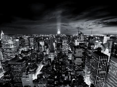new york city skyline black and white wallpaper black and white city wallpapers wallpaper cave