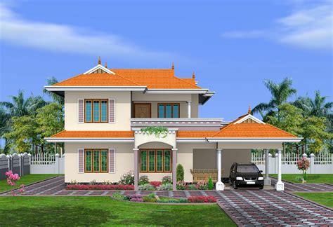 2 home designs kerala home design home and house home elevation plans