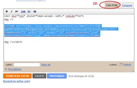 linux tutorial powerpoint tutorial memasang ppt pada blog kimia dan teknologi