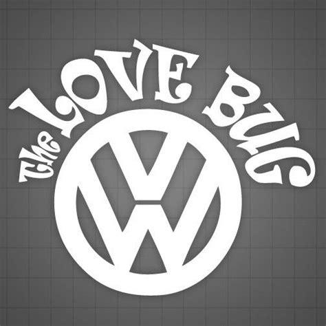 Volkswagen Decals by Volkswagen Decals Volkswagen Bug Window Sticker Car