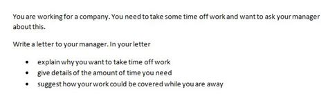 Formal Letter Sle For Ielts How To Write An Informal Ielts Letter
