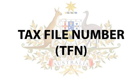 Irs Number Search How To Get Your Tax File Number Tfn Bedssibedssi