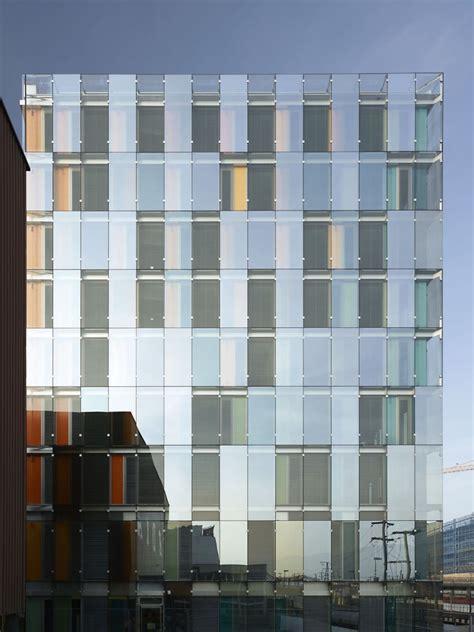glass facades avenue de france administrative building group8