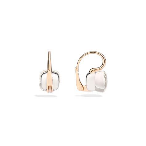 orecchini pomellato argento pomellato orecchini bracciale con cuore swarovski anelli