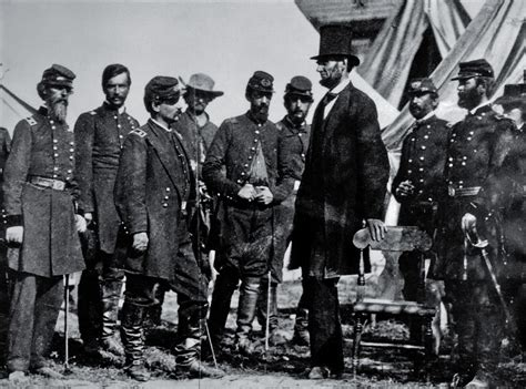 abraham lincoln civil war pictures