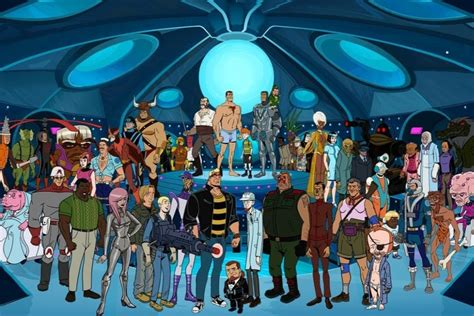 filme schauen the venture bros the venture bros s7e4 the high cost of loathing