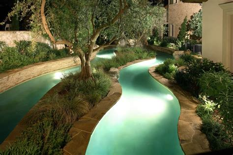 lazy river backyard a backyard lazy river damn that looks cool