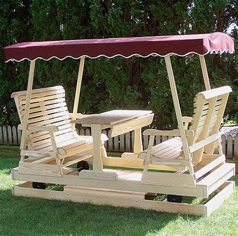 double glider swing plans woodworking projects plans