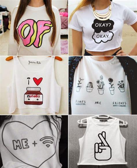 imagenes de blusas kawaii opinando moda estas divertidas para fazer em