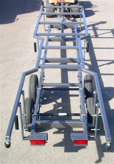 trinity pontoon trailers trophy pontoon trailers breezy bay motor sports