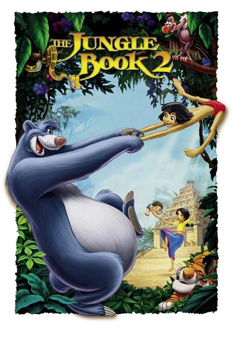 Jungle Book 2 2003 Full Movie The Jungle Book 2 Photos The Jungle Book 2 Images Ravepad The Place To Rave About Anything