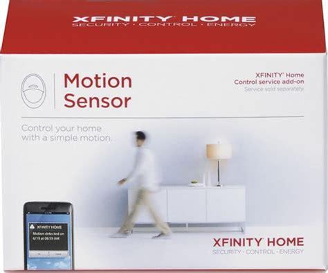 comcast xfinity home motion sensor xfinity home motion