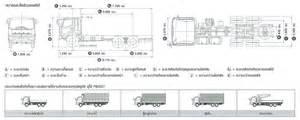 Mitsubishi Canter Dimensions Mitsubishi Trucks Jim Autos Thailand