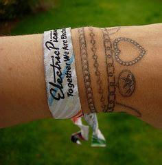tattoo lettering bracelet bracelet tattoo with kids names inside of wrist callie