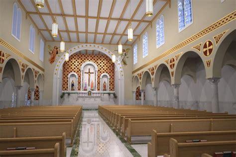 catholic church interior design catholic church renovations remodeling restoration