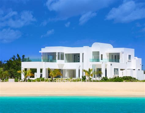 real estate beach house anguilla august 2011 news
