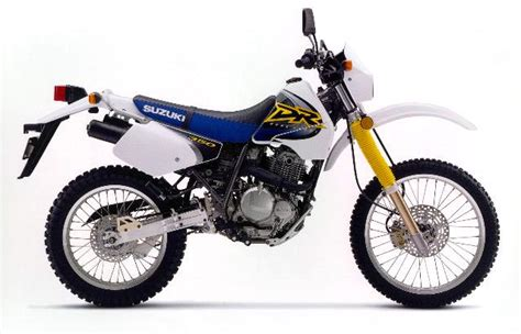 1999 Suzuki Dr350 Suzuki Dr350 Model History