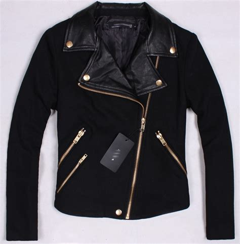 Jaket Zipper 2 From Tribun Padang With black leather jacket gold zippers jackets review