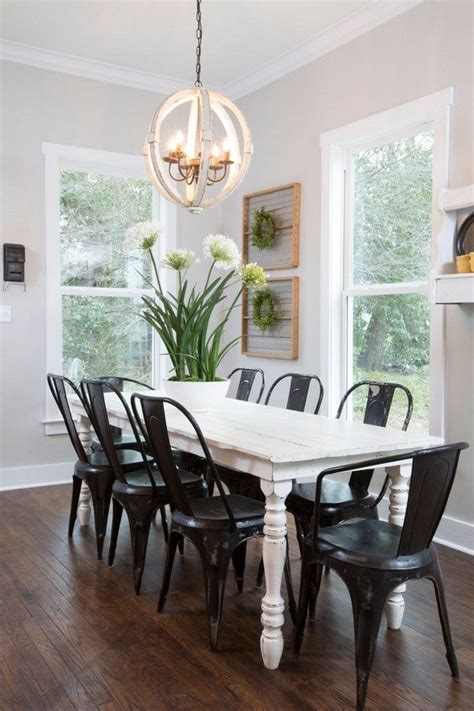 Industrial Dining Room Table Ideas For Kitchen Table Light Fixtures Decor Around The
