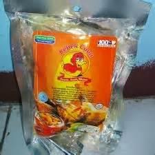 Ayam Ungkep Organik bekcu bebek cubit d frozen