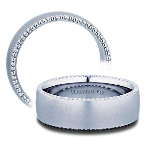 Wedding Bands Verragio by Verragio 7n04 7mm Mens Wedding Band