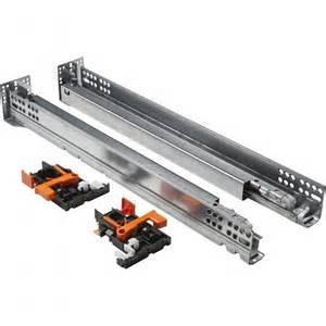 salice futura push to open 12 to 21 drawer slides