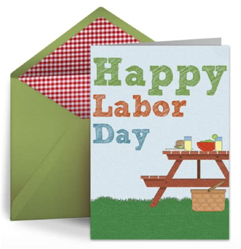 how to make a labour day card free ecards for labor day