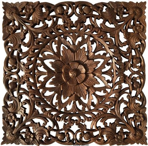 asian home decor unique wall wood carved wall plaques asiana home decor