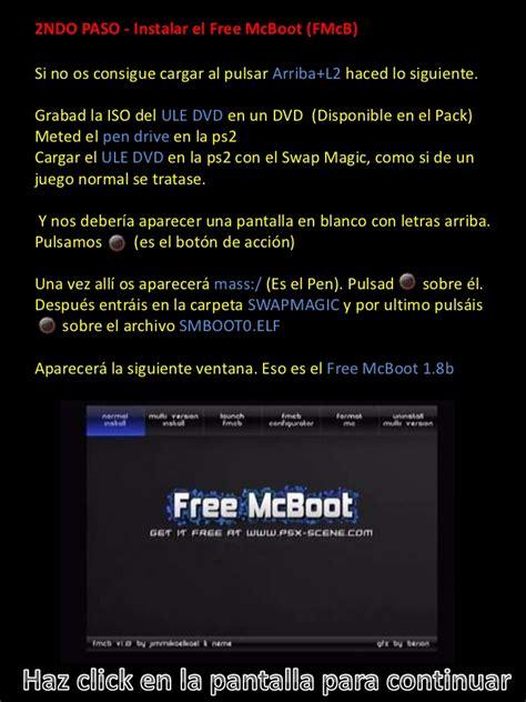 tutorial free mc boot v1 8b revision 5b