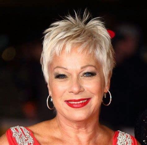 hair color for over 60 hair color over 60 denise welch short blonde hair cuts
