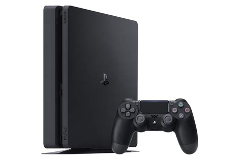 Playstation 4 Ps4 Slim 500gb Dualshock 4 ps4 playstation 4 500gb slim console with an dualshock 4 v2 controller