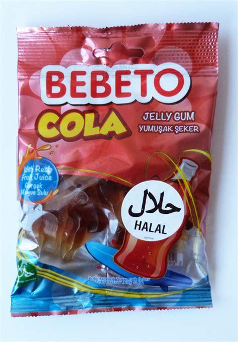 Colla Halal bonbons g 233 lifi 233 s halal quot cola quot drink cola alimentaire sur