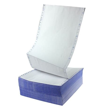 Kertas Ncr Continuous Form Sidu 3 Ply 3 ply ncr computer form paper china mainland carbonless paper