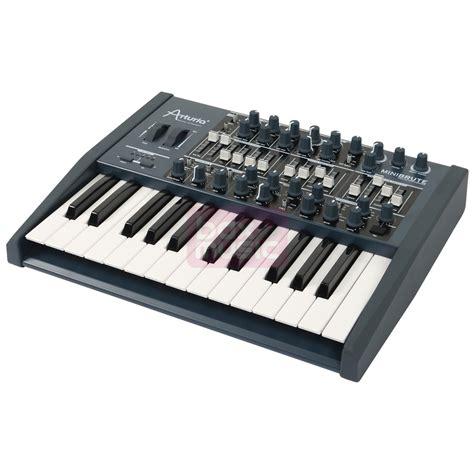 Keyboard Synthesizer arturia minibrute synthesizer keyboard for sale bax